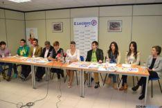 Presentación actividades deportivas XIX aniversario del Leclerc.