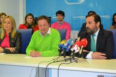 Presentación de candidatos PP en Soria