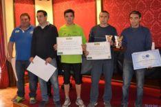Entrega de premios Ranking Runnig Caja Rural