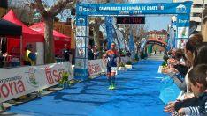 Foto 2 - Unos 500 participantes, en las categorías de duatlon sprint y corto por edades