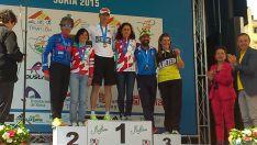 Foto 6 - Unos 500 participantes, en las categorías de duatlon sprint y corto por edades