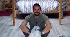 Hugo Calavia, en una foto de su perfil en Facebook.