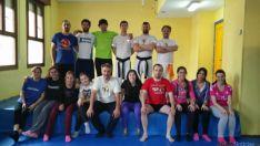 Curso de artes marciales