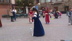Ágreda festeja los desposorios de Jaime I de Aragón y Doña Leonor de Castilla