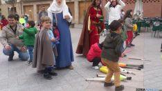 Foto 3 - Ágreda festeja los desposorios de Jaime I de Aragón y Doña Leonor de Castilla