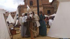 Foto 5 - Ágreda festeja los desposorios de Jaime I de Aragón y Doña Leonor de Castilla
