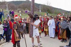 Vía Crucis Molinos de Duero