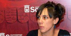La concejal Inés Andrés. / Ayto.