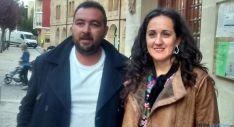 Pedro Casas y Noelia Chicote. / SN