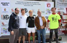 Foto 5 - Álvaro García y Patricia Muñoz estrenan la Copa Sport HG de Castilla y León