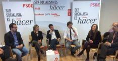Asamblea abierta PSOE en Soria