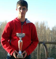 El joven ajedrecista de Almazán.