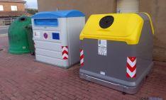 Nuevos contenedores en Lubia.