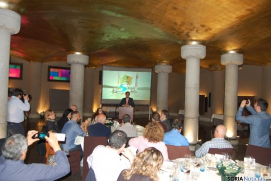 Presentación de Soria en Barcelona