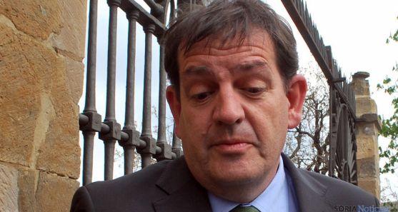 El consejero de Medio Ambiente de La Rioja, Íñigo Nagore. / SN