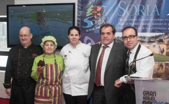 Presentación de Soria en Bilbao