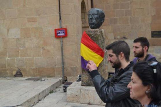 Conmemoración en Soria de la II República