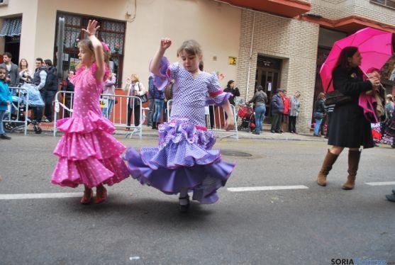 El Calaverón concluía este domingo su Feria de Abril. / SN