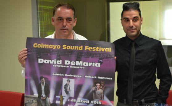 Presentación del Golmayo Sound Festival
