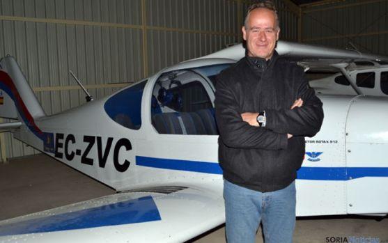 Santiago Martí, gerente de Airpull