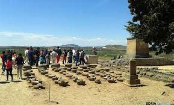 Visitantes en Numancia / SN