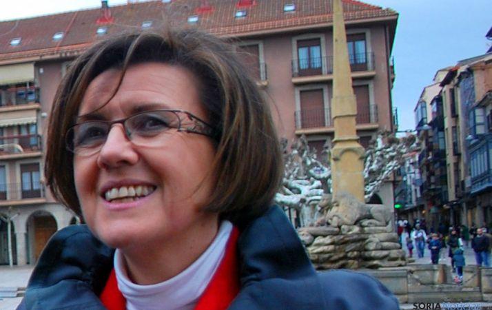 Marimar Angulo, presidenta del PP. / SN