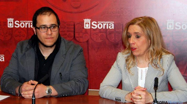 Diego Lafuente y Teresa Valdenebro. / Ayto.