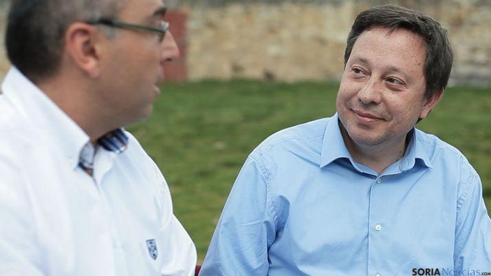 Carlos Bermejo y Adolfo Sainz