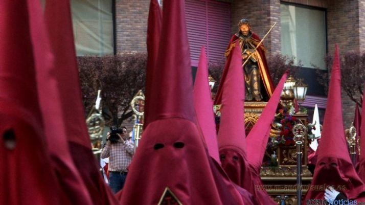 Una imagen de la procesión de 2014. / SN