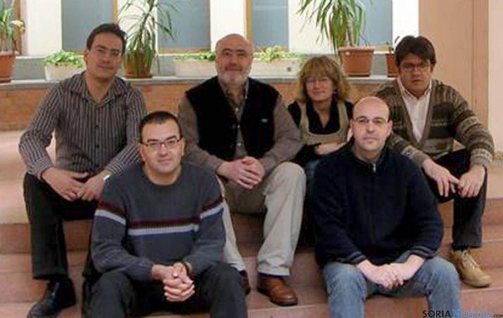 Componentes del grupo PRESAD.