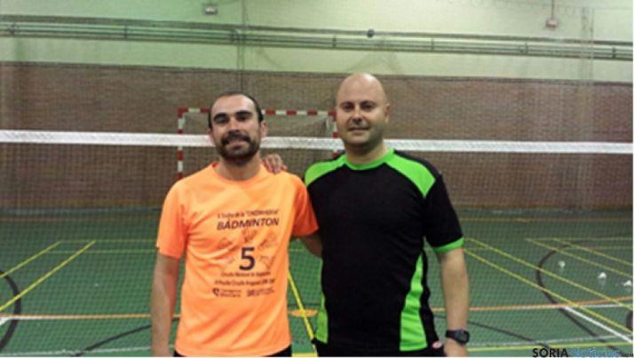 David Hernansanz y Álvaro Sanz