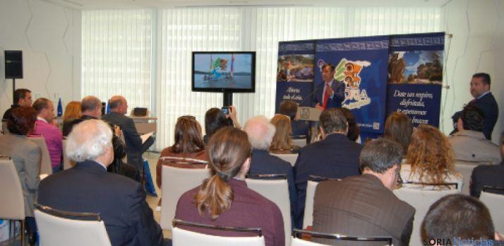 Presentación de Soria en Madrid