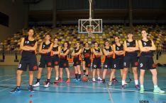 El equipo de Madera Pino Soria BFS