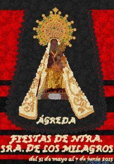 'Ofrenda floral', el cartel ganador de fiestas.