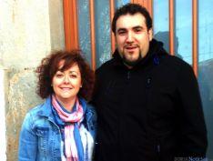 Los candidatos de C's al Ayuntamiento de Buitrago.