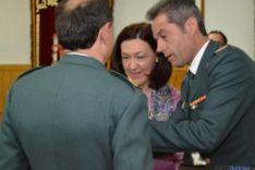 Conmemoración 171 años de La Guardia Civil
