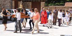 Fiesta de los Santos Mártires en Garray