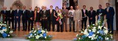 Galardonados con los premios de Foes 2014