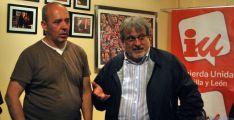 Enrique García (izda.) y José María González. / SN