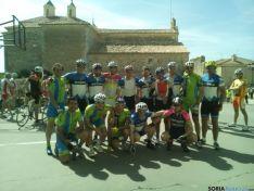 Foto 5 - Un centenar de ciclistas en la XXIV Cicloturista Villa de Almazán