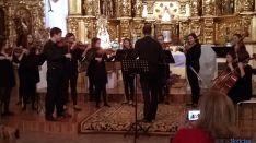 El concierto en Trévago. / SN