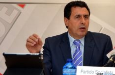 El diputado olvegeño Félix Lavilla. / SN