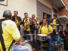 Músicos en Santiago