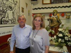 Gabriel García Heras e Isabel Galán Andrés de Sta Catalina