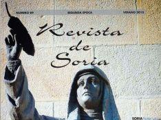 Portada de la Revista de Soria.