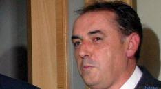 El candidato del PP en Golmayo, Benito Serrano. / SN