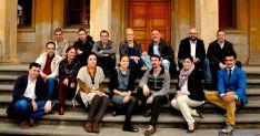 La candidatura de Sorian@s al Ayuntamiento de Soria.