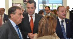 Visita Consejero de Educación al Campus de Soria