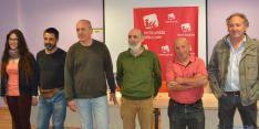 Candidatos de IU elecciones en Soria