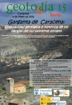 Geolodía Soria